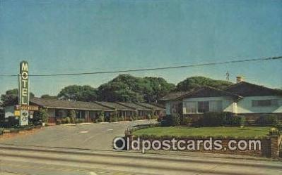 Francciscan Motel, Monterey, CA, USA