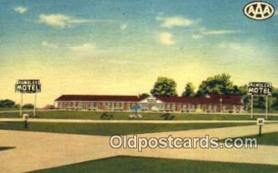 Rambler Motel, Cameron, MO, USA