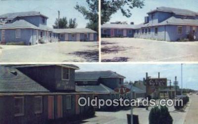 MTL011037 - Phoenix, Arizona, AZ USA Hotel Postcard Motel Post Card Old Vintage Antique