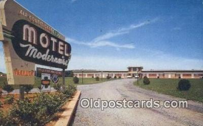 Motel Modernaire, Winchester, Virginia, VA USA