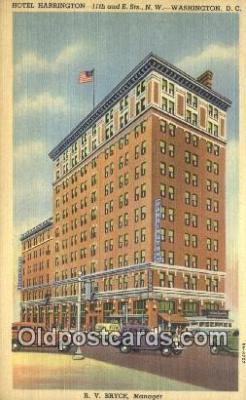 Hotel Harrington, Washington DC, USA