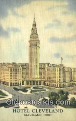 Hotel Cleveland, Cleveland, Ohio, OH USA