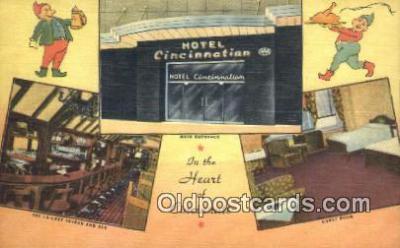 Hotel Cincinnatian, Cincinnati, Ohio, OH USA