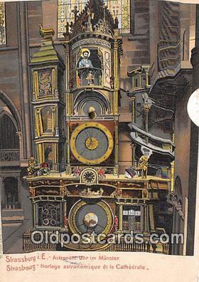 Horloge Astronomique de la Cathedrale