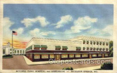 Sanitarium, Excelsior Springs, MO, USA