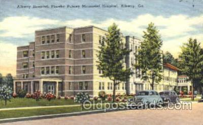 Phoebe Putney Memorial Hospital, Albany, GA USA