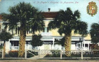 H.M. Flagers Hospital, St. Augustine, FL USA
