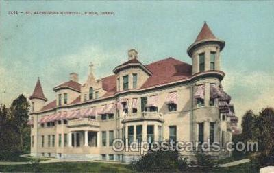 St. Alphonsus Hospital, Boise, ID USA