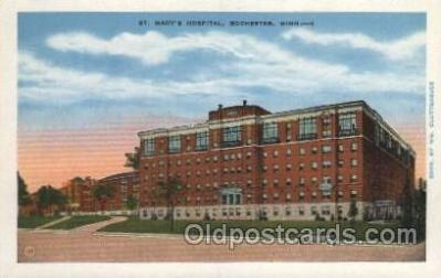 St. Marys Hospital, Rochester, Minn, USA