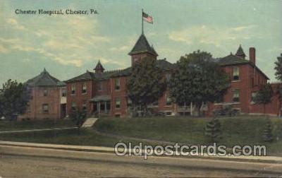 Chester Hospital,Chester, PA., USA