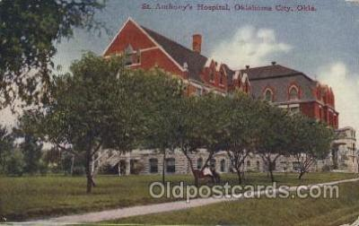 St. Anthonys Hospital, Oklahoma City, Oklahoma, USA