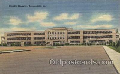 Charity Hospital, Alex&ria, LA, USA