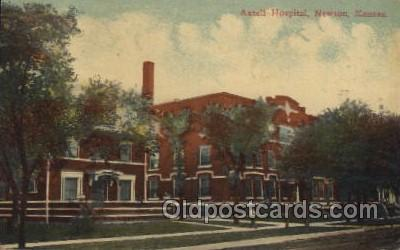 Axtell Hospital, Newton, Kansas, USA