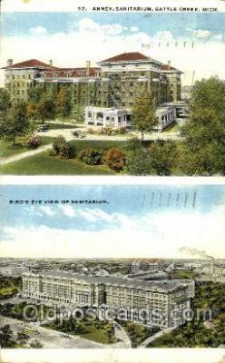 Annex, Sanitarium