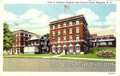 City of Kingston Hospital & Nurses Home