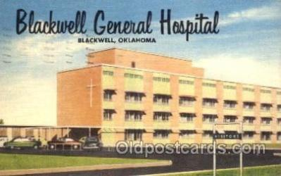 Blackwell General Hospital