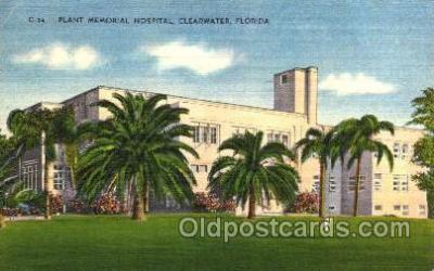 Plant Memorial Hospital