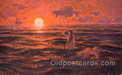 mer001053 - Mermaid Mermaids Postcard Postcards