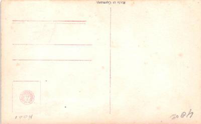 met001187 - Metamorphic Post Card, Old Vintage Antique Postcard  back