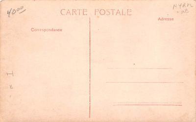met001207 - Metamorphic Post Card, Old Vintage Antique Postcard  back