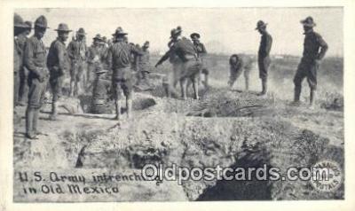 mex001059 - Old Mexico Mexican War Postcard Post Card Postal Mexicano Guerra tarjetas postales