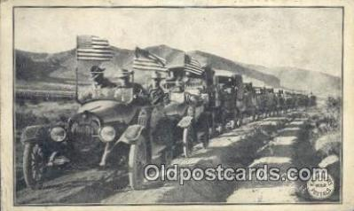Mexican War, Truck Train