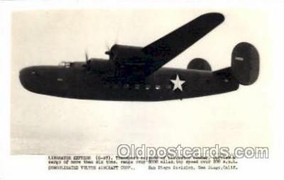 Liberator Express, C-87