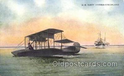 U.S. Navy Hydro-Aeroplane