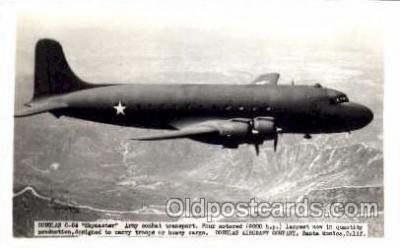 Douglas C-54, Skymaster