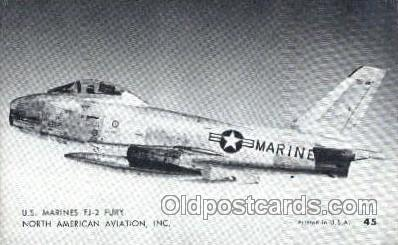 U.S. Marines FJ-2 Fury