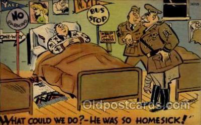 Military Comic