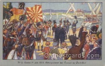 mil007238 - S.D. Elzingre Military Postcard Postcards