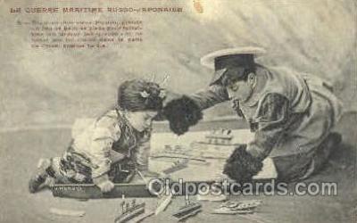 La Guerre Maritime Russo - Japonaise