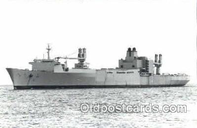 mil050129 - Tank 294 Antares, USA US Navy, Military Postcard Postcards