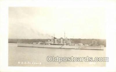 USS ST Louis