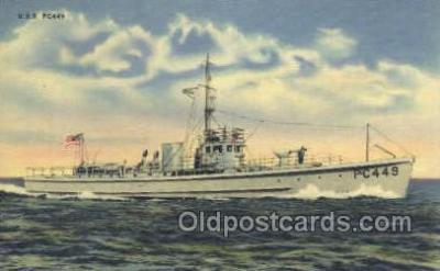 USS PC 449