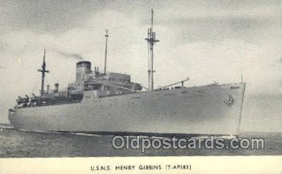 USNS Henry Gibbins