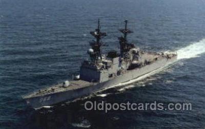 USS Arthur W Radford