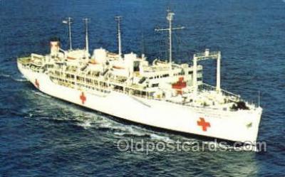 USS Repose Navy Hospital