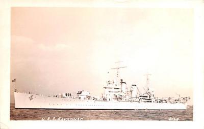 mil051041 - Military Battleship Postcard, Old Vintage Antique Military Ship Post Card