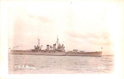 mil051073 - Military Battleship Postcard, Old Vintage Antique Military Ship Post Card