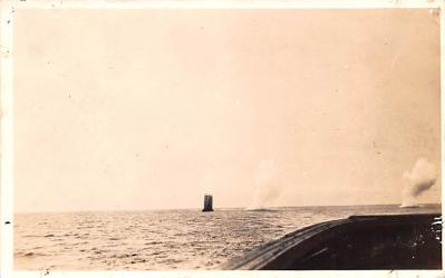 mil051149 - Military Battleship Postcard, Old Vintage Antique Military Ship Post Card