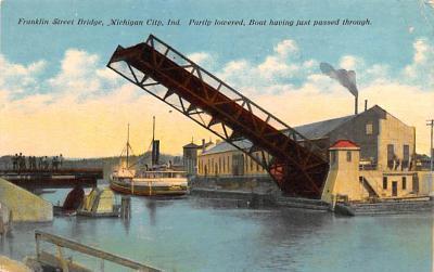mil051183 - Military Battleship Postcard, Old Vintage Antique Military Ship Post Card