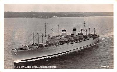 mil051236 - Military Battleship Postcard, Old Vintage Antique Military Ship Post Card