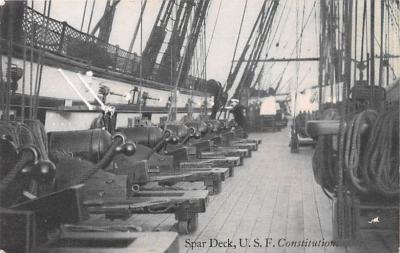 mil051259 - Military Battleship Postcard, Old Vintage Antique Military Ship Post Card