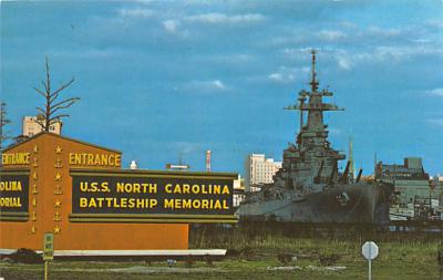 mil051348 - Military Battleship Postcard, Old Vintage Antique Military Ship Post Card