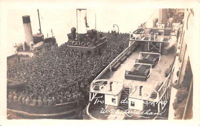 mil051357 - Military Battleship Postcard, Old Vintage Antique Military Ship Post Card