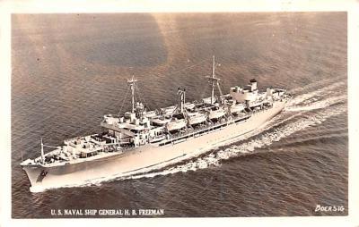mil051482 - Military Battleship Postcard, Old Vintage Antique Military Ship Post Card