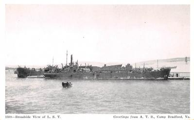 mil051679 - Military Battleship Postcard, Old Vintage Antique Military Ship Post Card