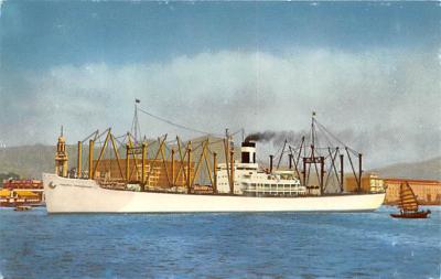 mil051715 - Military Battleship Postcard, Old Vintage Antique Military Ship Post Card